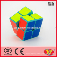 2016 le plus récent jeu de puzzles magiques MoYu Tangpo de 2 couches