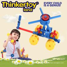Brinquedo educativo interessante crianças brinquedo helicóptero
