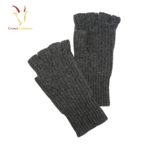 Fingerless Arm Warmer Gloves Half Winter Women Cashmere Gloves