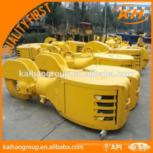 API oil rig hook for drilling rig