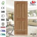 CE Certificate Thailand Teak Veneer Door Skin