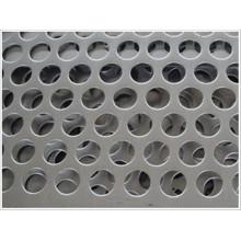Perforated Metal Mesh in Hexagonal Shape