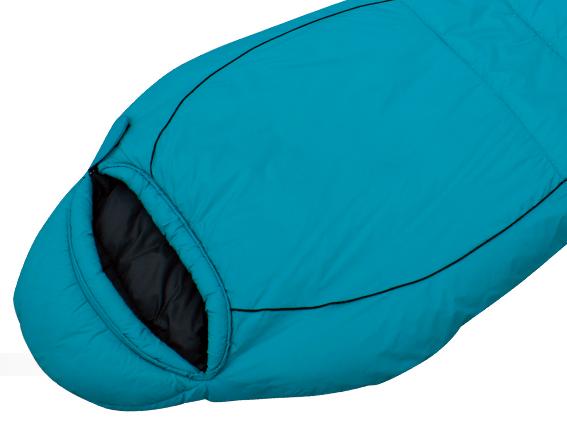 High quality wholesale Mummy Camping organic cotton sleeping bag