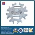 Precisión Custom Micro CNC Laser Cutting piezas de metal