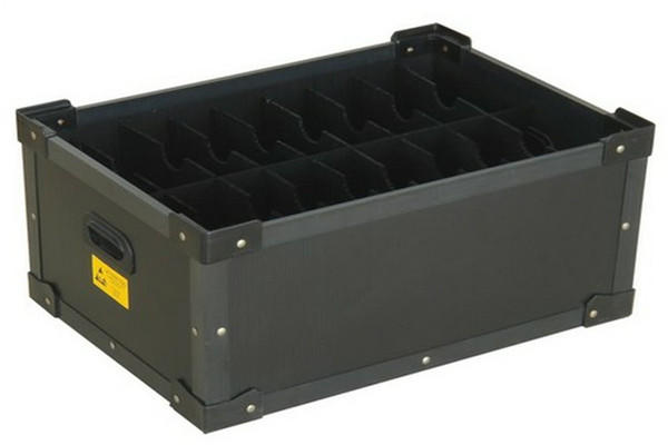 Esd Pp Corrugated Tray