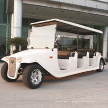 LE certificat de la voiture de tourisme électrique classique 8 places (DN - 8D)