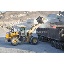 SEM656D 5 TONS Front End Loader Mineral Yard