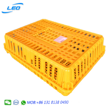 plastic crate for chicken transportation transport coop for chicken