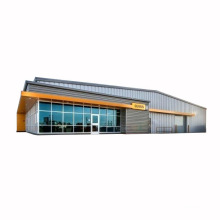 High-Quality Ce Certification Assembly Prefabricated Light Steel Structure Building Materials Shopping Mall