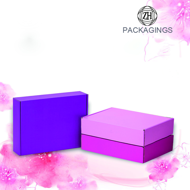 Luxury Custom Cardboard Gift Mailing Box