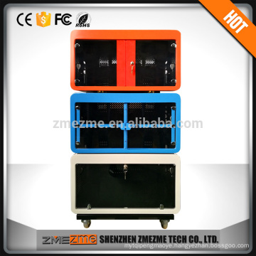 Laptop tablet mobile device use OEM security locked charging staion cabinet