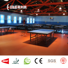 Tapis de sol de tennis de table en vinyle