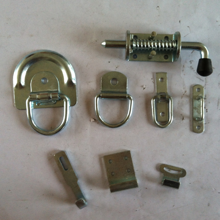 Spring Loaded Trailer Latch/Heavy Duty Spring Loaded Latch Bolt