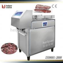 Máquina de corte de bloques de carne