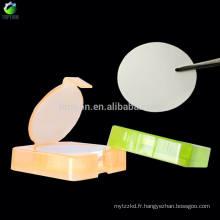 Filtre à membrane uf de clarification liquide de bonne qualité