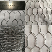 Galvanisierte Mesh Chicken Wire Netting