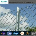 sanxing diamond mesh decorative chain kink fence