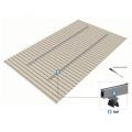 Commercial Factory Metalldach Top Kliplok Solar-Montagesystem