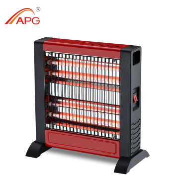China Factory for Electric Quartz Heater APG Electric Easy Home Heater Quatz Heater supply to Uganda Exporter