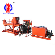Small ZDY-4000S hydraulic underground drilling machine tunnel grouting drilling rig