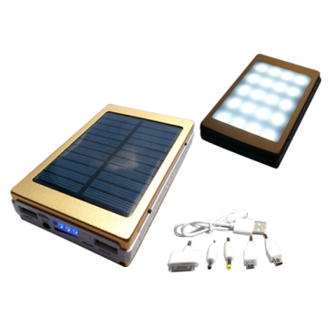Solar Cell Phone Charger 1300mAh