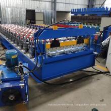 corrugated tile making  machine