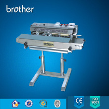 2016 Top Sale Continuous Band Sealer with Solid-Ink Print
