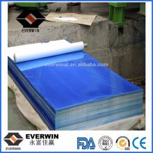 Folha de alumínio do projeto moderno para a parede de cortina com preço