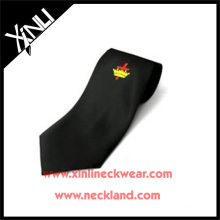100% Silk Jacquard Woven Custom Made Silk Neck Freemason Tie