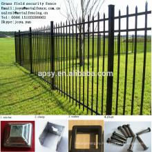 Двор, Забор, Охрана