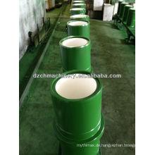 API Standard Zirkonoxid Keramik Zylinder Liner für Schlamm Pumpe Halbpreis für Probe