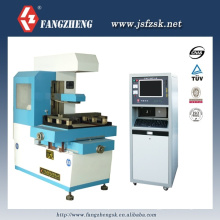 wire cutting edm discharge machine