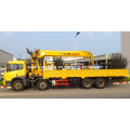 Sinotruk 8X4 XCMG 16 Ton Truck Mounted Crane- Strong Structure Sq16sk4q