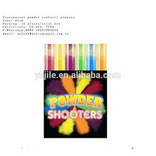 No Fireworks Firecracker Paper Wedding Air Confetti Cannon For Sale