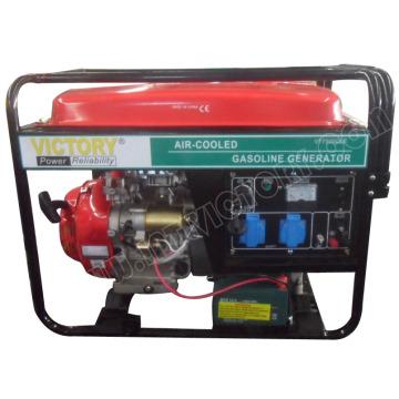 Небольшой портативный бензиновый генератор мощностью 11 кВт с CE / CIQ / Soncap / ISO