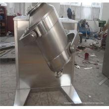 Mezclador de movimiento multi-dirección de la serie de 2017 SYH, máquina de mezcla química de los SS, licuadora profesional horizontal