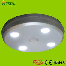 Armário de LED Sensor luz recarregável com Plug USB