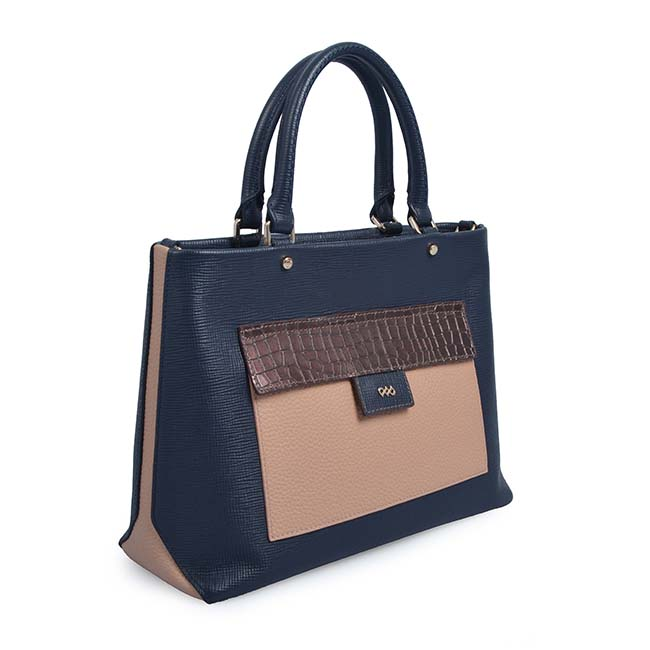 tote bags elegant Felt leather shoulder bag