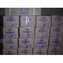 Vanillin Powder CAS: 121-33-5