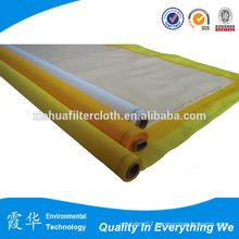 polyester screen printing mesh fabric on flat glass