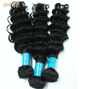 Malaysian Hair Deep Wave Unprocessed Human Hair