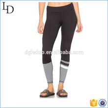 Personnalisé Dry Fit Mesdames Gym Vêtements Vêtements de sport en cours d'exécution Fitness Yoga Pantalon Leggings