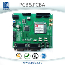 gps humidity gsm temperature tracker wifi pcb