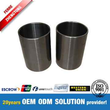 Obróbka CNC Tungsten Carbide Shaft Sleeve Bushing