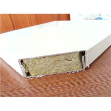 Fels-Wolle Aluminium-Waben-feuerhemmende Platte