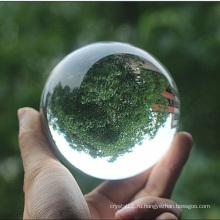 К9 60мм прозрачный Кристалл стеклянный шар для украшения