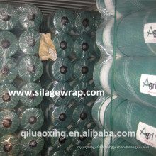 green color hay bale net wrap with UV Stabilizer