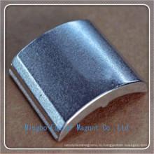 Высокая скорость двигателя использования неодимовый магнит плитка