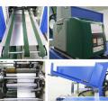 Fabricación de la máquina de Rollo de papel de aluminio de la película de PE / PVC con Ce / ISO