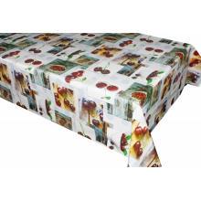 Pvc Impreso mesa cubierta cubre Victorian Times